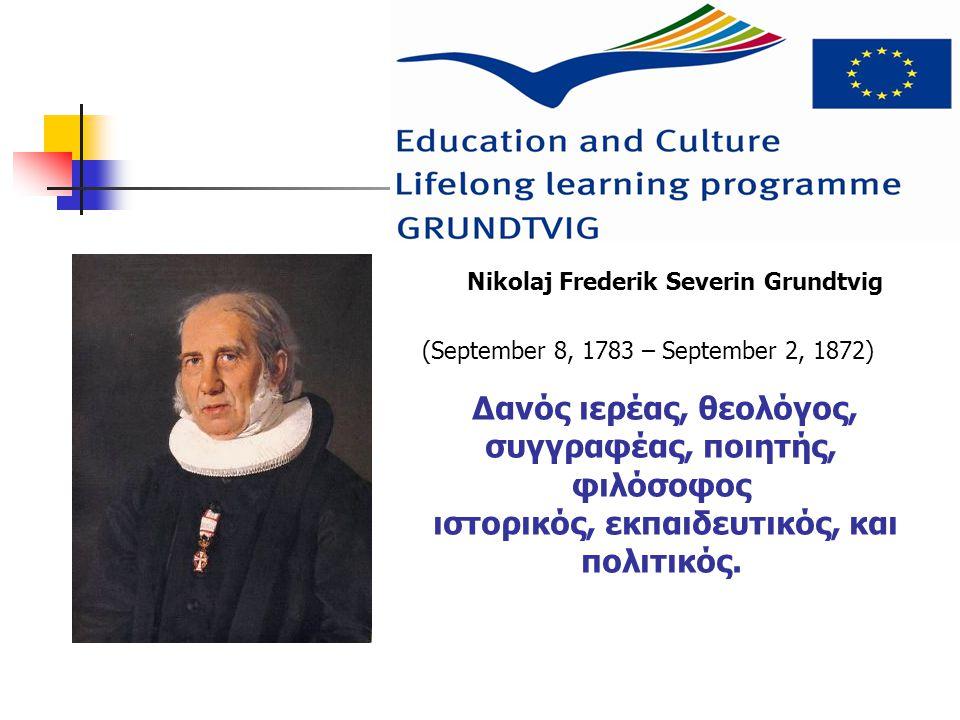 Δανός ιερέας, θεολόγος, συγγραφέας, ποιητής, φιλόσοφος ιστορικός, εκπαιδευτικός, και πολιτικός.