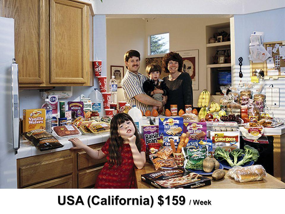 USA (California) $159 / Week