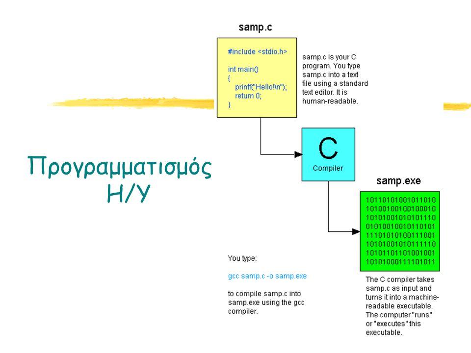Προγραμματισμός Η/Υ