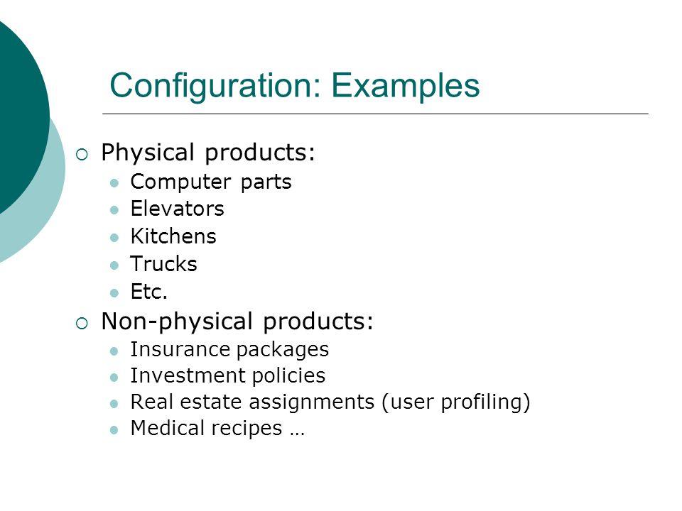 Σταδιακή εργασία με πρόβλεψη  Η επέκταση και διευθέτηση ακολουθεί αυστηρή σειρά στη διαδικασία διαμόρφωσης Προσδιορισμός εξαρτημάτων βάση απαιτήσεων Επιλογή καλύτερων εξαρτημάτων Διευθέτηση επιλεχθέντων εξαρτημάτων  Συχνά οι παραπάνω διεργασίες αλληλεξαρτώνται Π.χ.