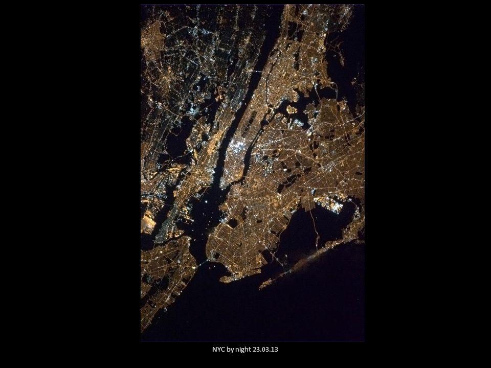 NYC by night 23.03.13