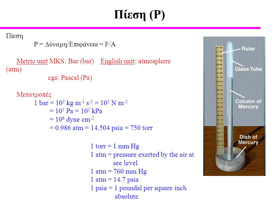 Πόση ενέργεια απαιτείται για τη θέρμανση 1000 kg μεταλλικού Αl από 25 ο C στους 500 ο C βαθμούς Η μεταβολή της ενθαλπίας για 37.037 kmol Al από Τ ref = 298 K μέχρι Τ = 773 Κ είναι: ΔΗ 298 Κ 773 Κ (Al) = 37.037 kmol Al x 3.107 kcal/kmol Al = 115070 kcal Θέρμανση Αλουμινίου χωρίς τήξη f Al = m Al / MB Al = 1000 kg / 27 kg/kmol = 37.037 kmol Al H μεταβολή της ενθαλπίας υπό σταθερή πίεση είναι ίση με τη μεταβολή της θερμότητας