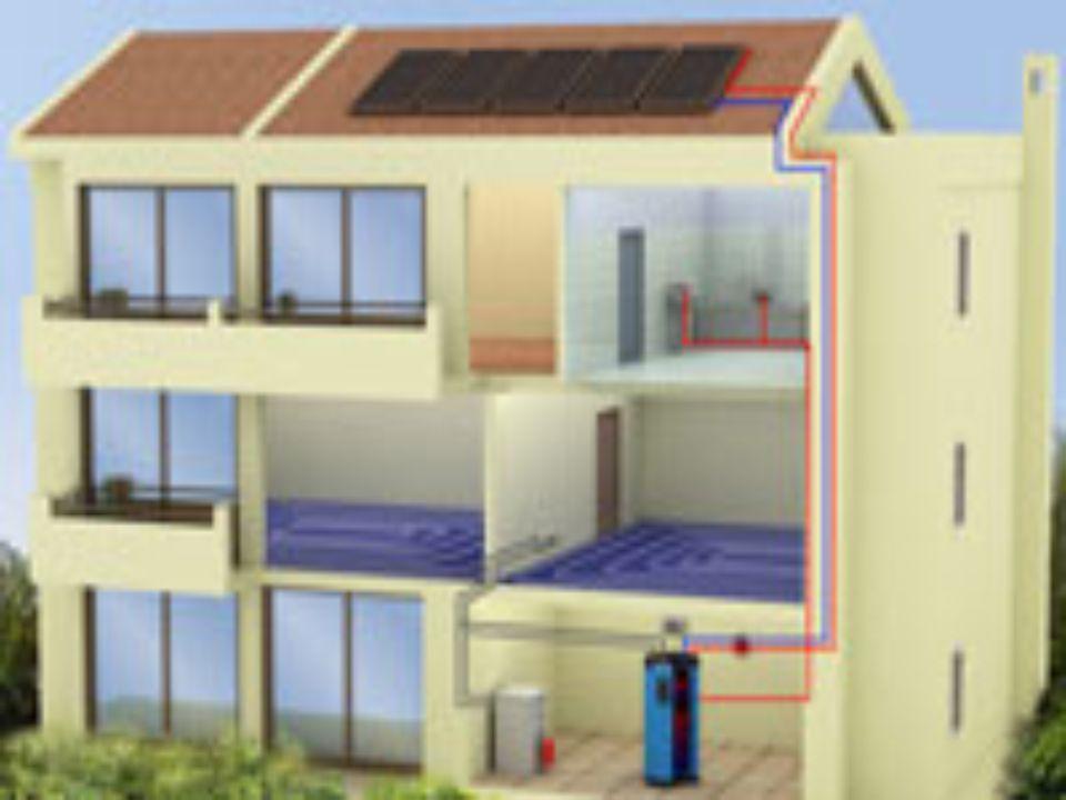 Τεχνικά χαρακτηριστικά θερμοδοχείου (Μπόϊλερ) Θερμοδοχείο Θερμοδοχείο Εναλλάκτης θερμότητας Εναλλάκτης θερμότητας Μόνωση θερμοδοχείου Μόνωση θερμοδοχείου Εξωτερικό κάλυμμα.