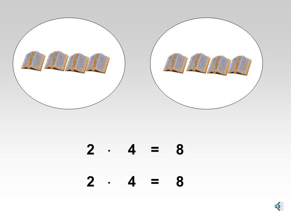 Ο πολλαπλασιασμός είναι μια σύντομη πρόσθεση 3+3+3=9 3  3=9