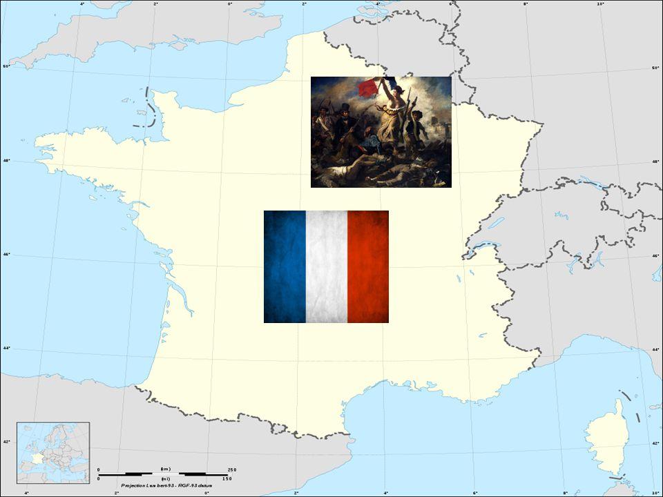 ΣΗΜΑΙΑ ΓΑΛΛΙΑΣ Η σημαία της Γαλλίας είναι εθνικό έμβλημα της Δημοκρατίας.