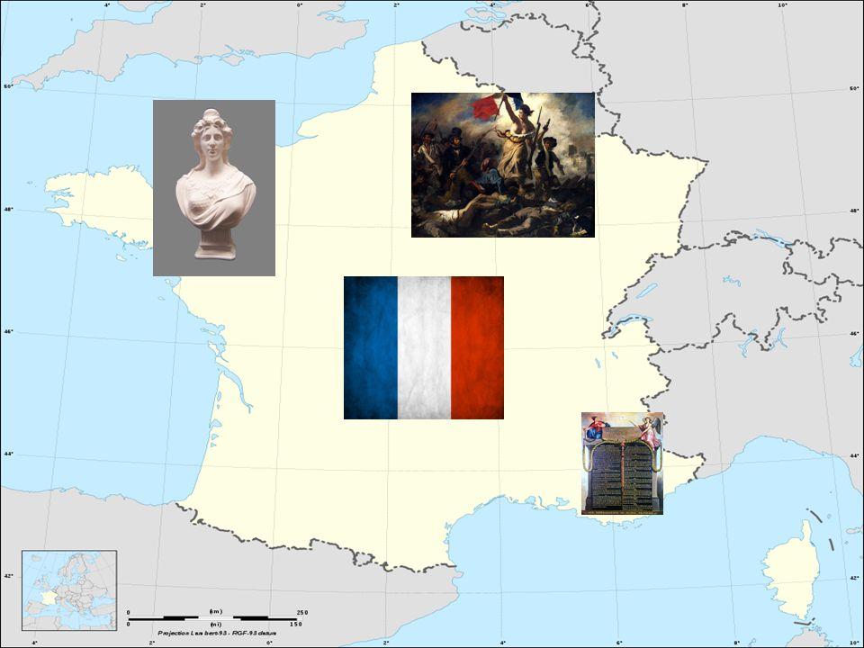 Μαριάννα Ενσαρκώνει τη Γαλλική Δημοκρατία ( R.F.
