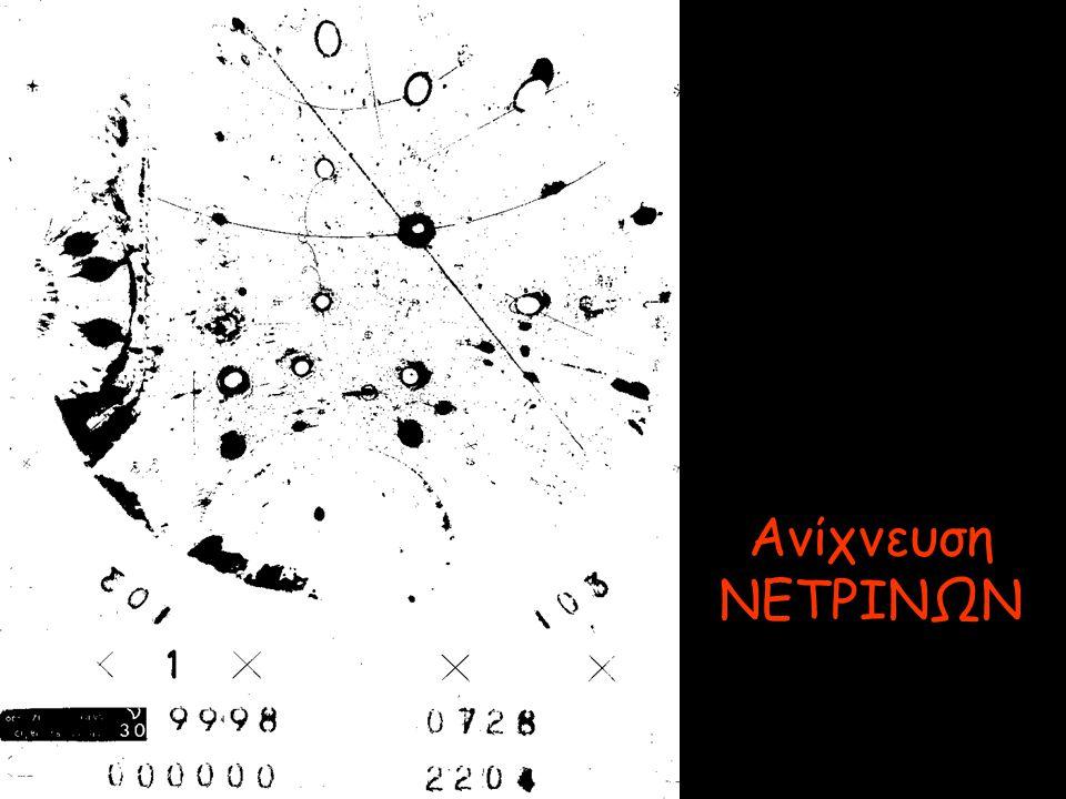 Σήμερα το ΝΕΤΡΙΝΟ είναι ΣΤΟΙΧΕΙΩΔΕΣ σωματίδιο ένα σωματίδιο – Αλήθεια, ικανό να εκδηλώνει μια ασθενή αλληλεπίδραση με την υπόλοιπη ύλη..