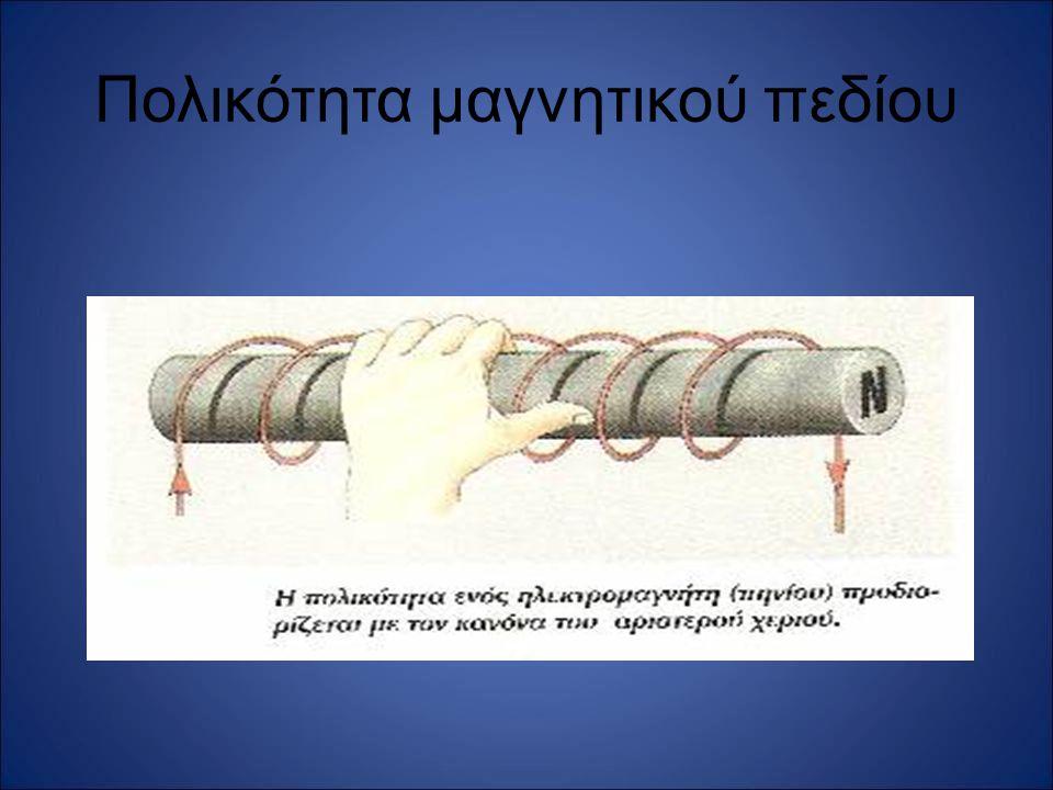 Πολικότητα μαγνητικού πεδίου