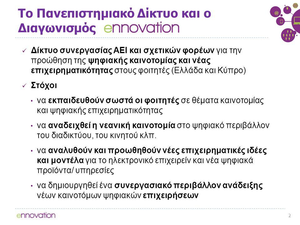 13 #ennovationgr