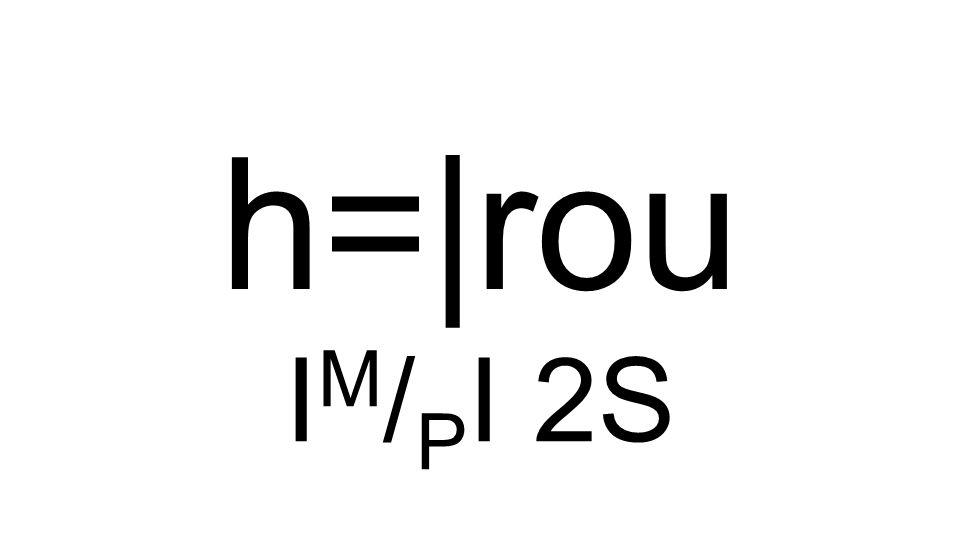 I M / P I 2S