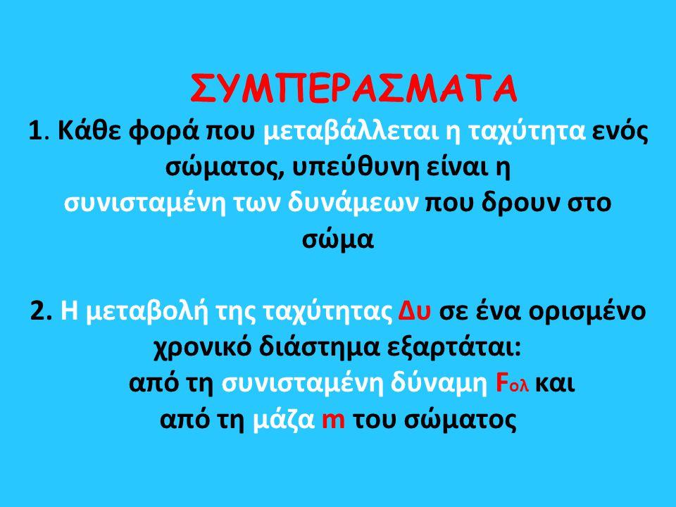 ΣΥΜΠΕΡΑΣΜΑΤΑ 1.