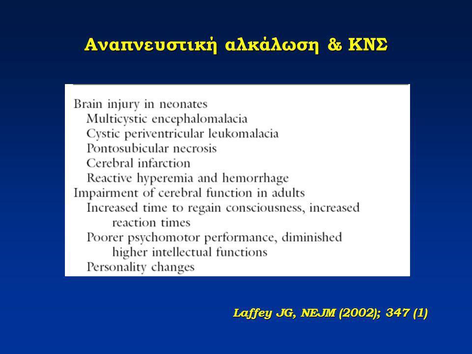 Laffey JG, NEJM (2002); 347 (1)