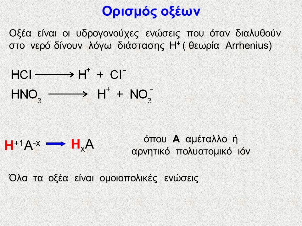 Ηλεκτρολύτες Ηλεκτρολύτες ονομάζονται οι ουσίες που τα υδατικά τους διαλύματα είναι καλοί αγωγοί του ηλεκτρισμού. Ηλεκτρολύτες είναι τα οξέα, οι βάσει