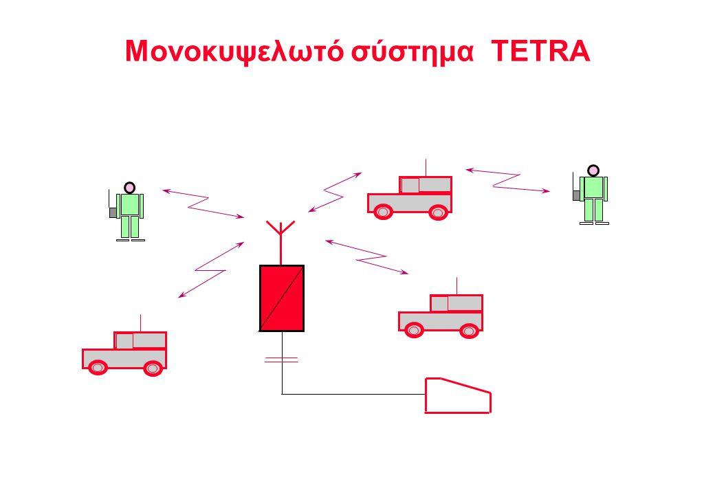 NOKIA TELECOMMUNICATIONS Πολυκυψελωτό σύστημα TETRA SystemController SystemController