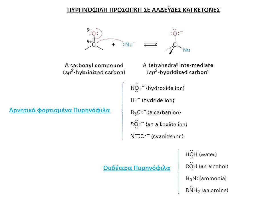 Συζυγής Πυρηνόφιλη Προσθήκη σε α,β-ακόρεστες καρβονυλικές ομάδες