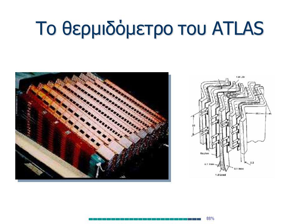 Το θερμιδόμετρο του ATLAS 88%