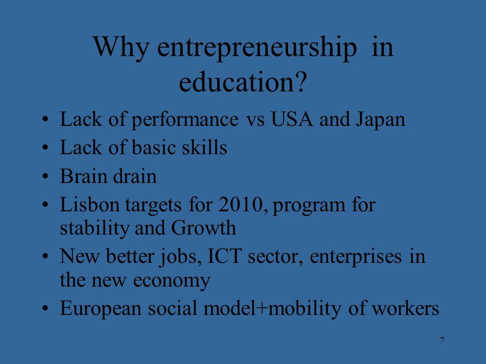 Δράσεις των Ε.Π στο Γ ΚΠΣ για την ανάπτυξη της ανταγωνιστικότητας και επιχειρηματικότητας ΥΠΑΝ, ΓΓΕΤ, Ερευνητικά Ινστιτούτα(spinoffs, incubators etc) ΕΠΕΑΕΚ Υπ.Απασχόλησης Υπ.Γεωργίας Υπ.Τουρισμού Άλλοι φορείς και δομές, διακρατικά ερευνητικά προγράμματα της ΕΕ(FP6, FP7,new LLL program)