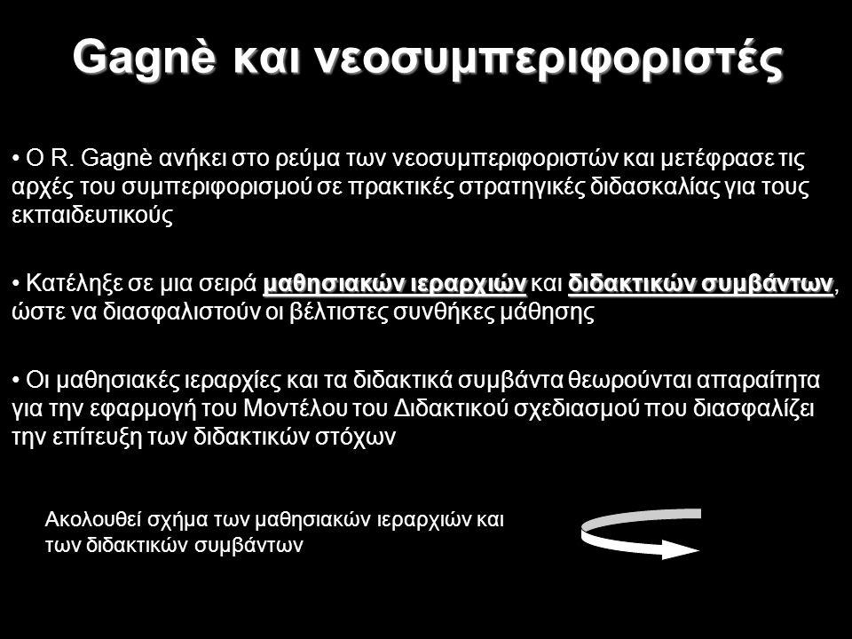 Παραδείγματα Τεχνολογικών Εφαρμογών του Συμπεριφορισμού (4/5) Πολυµεσικές Εφαρµογές  Πολυµεσικές Εφαρµογές Εγκυκλοπαίδεια Ανθρωπίνου Σώµατος http://www.e-yliko.gr/htmls/dir_soft/body.aspxhttp://www.e-yliko.gr/htmls/dir_soft/body.aspx (Βιολογία, Ανθρωπολογία,Φυσικές Επιστήµες ∆ηµοτικού, Γυµνασίου, Λυκείου) Πρόκειται για ένα πολυµεσικό εκπαιδευτικό λογισµικό που παρουσιάζει λεπτοµερώς το ανθρώπινο σώµα και όλες τις λειτουργίες του µε απλό, κατανοητό, αλλά συνάµα πολύ παραστατικό τρόπο.