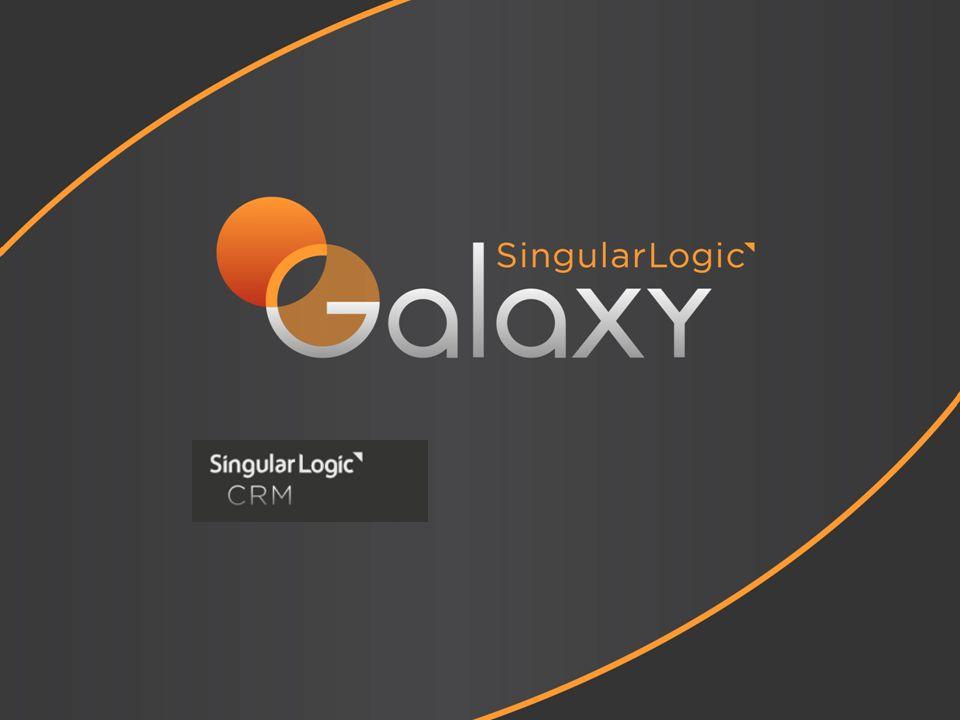 Τεχνολογία αιχμής που αξιοποιεί τις πλέον σύγχρονες διεθνείς τάσεις, συνδυάζοντας τo Microsoft.NET Framework 3.5 και τα εξελιγμένα εργαλεία ανάπτυξης εφαρμογών της SingularLogic.Εξασφαλίζει απεριόριστες δυνατότητες προσαρμογής και εξατομίκευσης πρόσβαση από παντού αυτοματοποίηση των διαδικασιών συνολικό έλεγχο & εικόνα της επιχείρησης εύκολη αναβάθμιση προσθήκη νέων λειτουργιών και διαδικασιών ανάλογα με τις ανάγκες της επιχείρησης Προσφέρει μοναδική εμπειρία χρήσης σε ένα σύγχρονο περιβάλλον εργασίας και αποτελεί εργαλείο ανάπτυξης και αύξησης παραγωγικότητας για κάθε επιχείρηση GALAXY είναι DO YOU SPEAK FUTURE ?