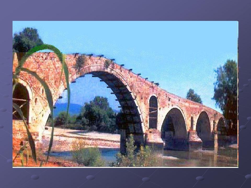 To Γεφύρι της Άρτας (στην λαϊκή παράδοση γιοφύρι της Άρτας) είναι λιθόκτιστη γέφυρα του ποταμού Αράχθου, του 17ου αιώνα μΧ, στην πόλη της Άρτας, που έγινε πασίγνωστη από το ομώνυμο θρυλικό δημοτικό τραγούδι που αναφέρεται στην εξ ανθρωποθυσίας θεμελίωσή του.
