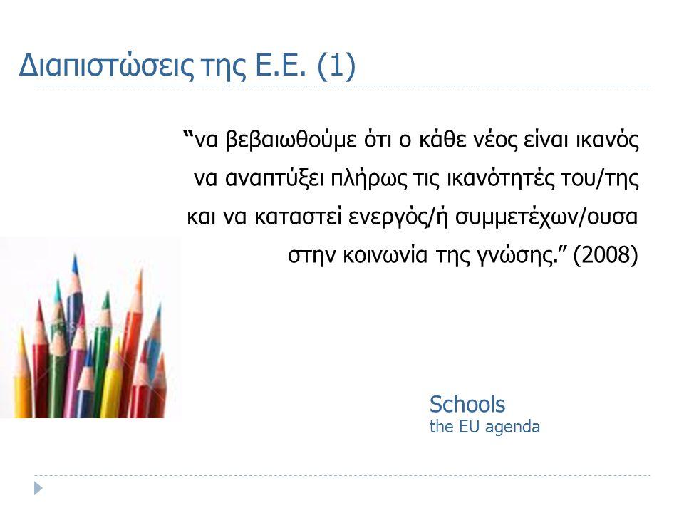 Διαπιστώσεις της Ε.Ε.(2) ...