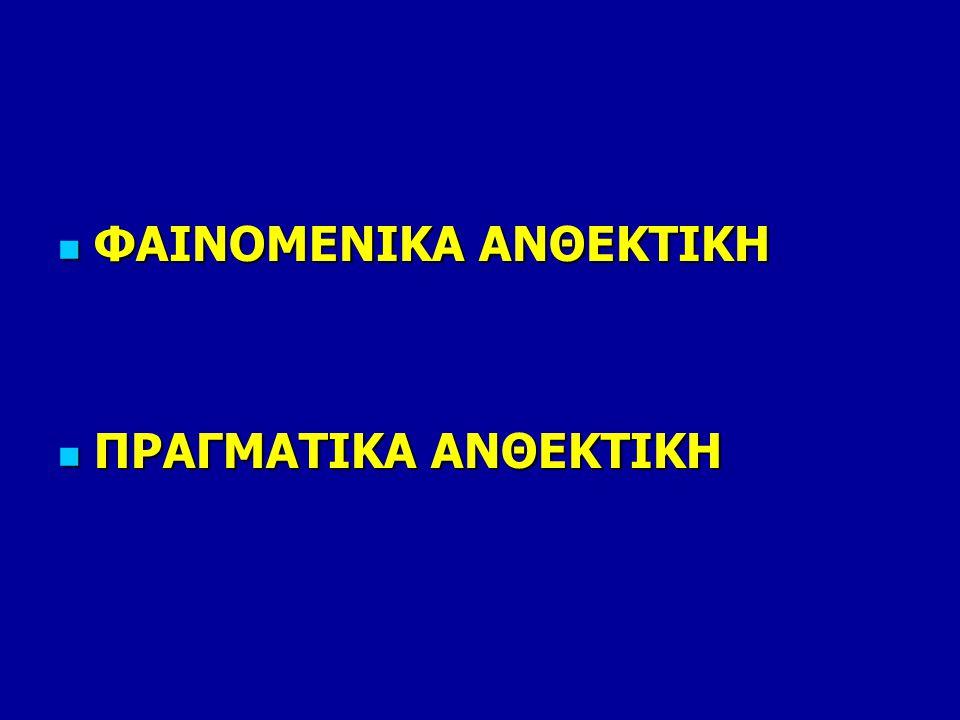 ΝΕΦΡΙΚΗ ΠΑΡΕΓΧΥΜΑΤΙΚΗ ΝΟΣΟΣ 1.Κρεατινίνη ορού ↑ 2.