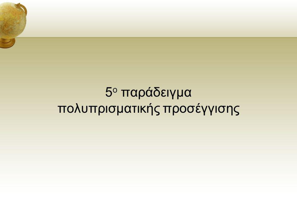 2η Κειμενική πηγή «Το νεογέννητο κυπριακό σκάφος σάλπαρε ήδη και προχωρεί στην ανοικτή θάλασσα του μέλλοντος. Οι συνθήκες δεν είναι όπως τις περίμεναν