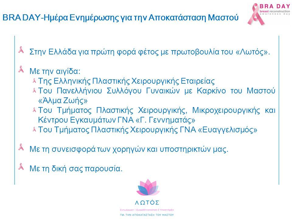 Στην Ελλάδα για πρώτη φορά φέτος με πρωτοβουλία του «Λωτός».