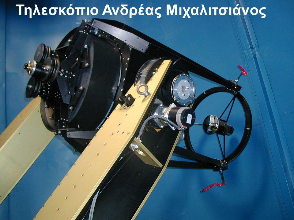 Μελλοντικά Σχέδια Oλοκλήρωση της εγκατάστασης του ηλιακού τηλεσκοπίου ΑΠΟΛΛΩΝ Oλοκλήρωση της εγκατάστασης του ηλιακού τηλεσκοπίου ΑΠΟΛΛΩΝ Δημιουργία Δικτύου Εκπαιδευτικών Τηλεσκοπίων Δημιουργία Δικτύου Εκπαιδευτικών Τηλεσκοπίων (Κανάριες Νήσοι, Χιλή) (Κανάριες Νήσοι, Χιλή) Διεύρυνση του Εκπαιδευτικού Υλικού για εφαρμογές στην Διεύρυνση του Εκπαιδευτικού Υλικού για εφαρμογές στην Τριτοβάθμια Εκπαίδευση Τριτοβάθμια Εκπαίδευση Δορυφορική σύνδεση του Τηλεσκοπίου με το ΕΚΕΦΕ Δορυφορική σύνδεση του Τηλεσκοπίου με το ΕΚΕΦΕ Δημόκριτος και την Ελληνογερμανική Αγωγή Δημόκριτος και την Ελληνογερμανική Αγωγή