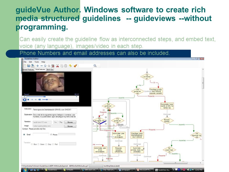 guideVue Author.