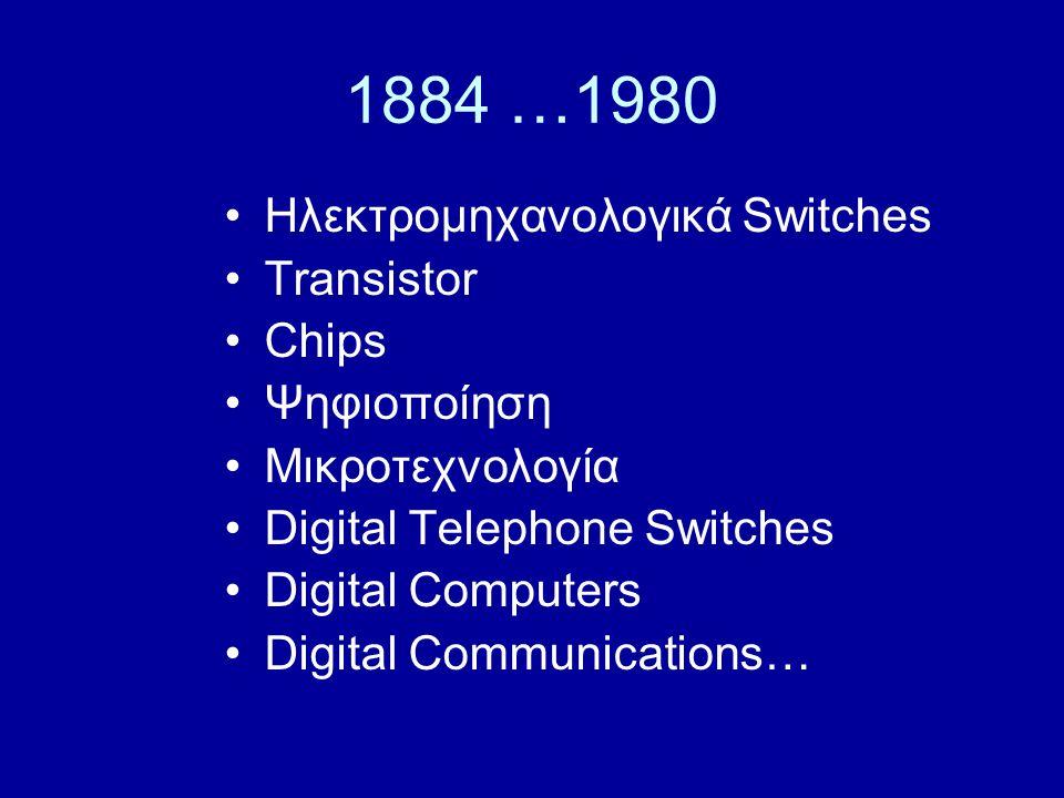 Τα εμπλεκόμενα μέρη 1.«Ιδιοκτήτες» Φυσικής Δικτυακής Υποδομής 2.