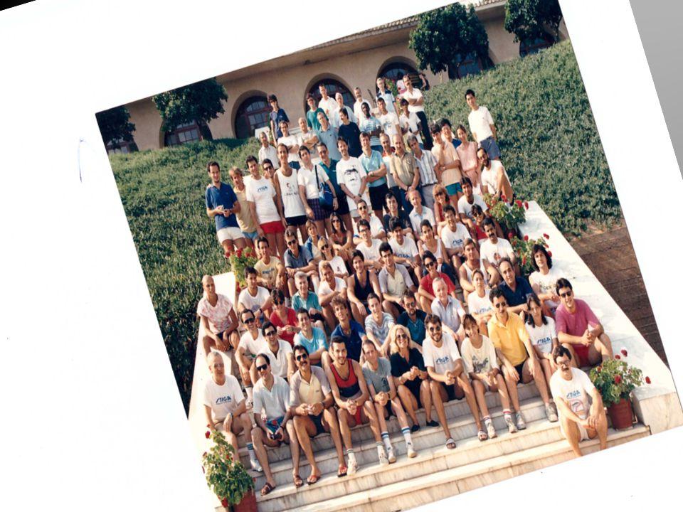 1988: Η Ελλάδα αποκτά τους πρώτους Διεθνείς Διαιτητές της, μετά από εξετάσεις στη Διεθνή Ομοσπονδία. Ο Πρόεδρος της Ομοσπονδίας Χρήστος Χριστοδουλάτος