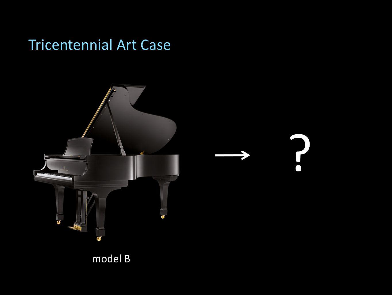 Tricentennial Art Case model B