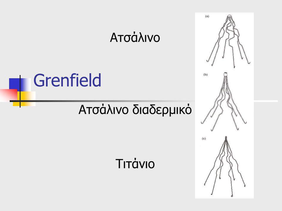 Grenfield Aτσάλινο Ατσάλινο διαδερμικό Tιτάνιο