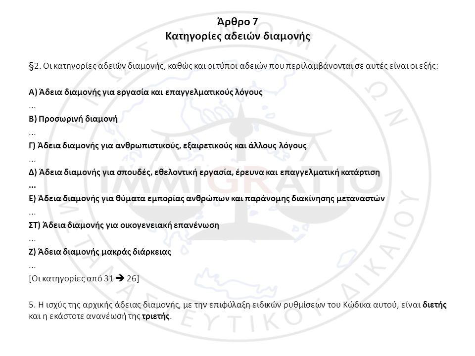 Άρθρο 34 Διάρκεια και ανανέωση της άδειας διαμονής για λόγους σπουδών...