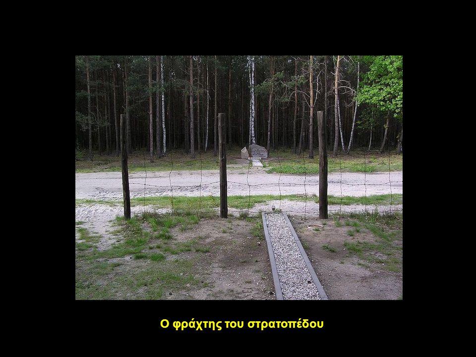 Πως ήταν σχεδιασμένο το στρατόπεδο Αρχικά δημιουργήθηκε η Ανατολική Πτέρυγα η οποία άνοιξε στις 21 Μαρτίου 1942.