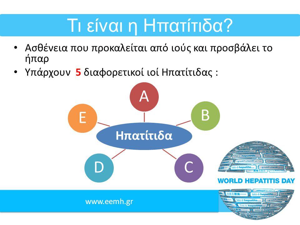 www.eemh.gr Τι είναι η Ηπατίτιδα.