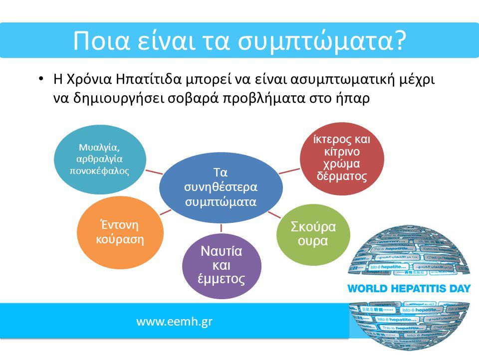 www.eemh.gr Πως μεταδίδεται η Ηπατίδιδα .