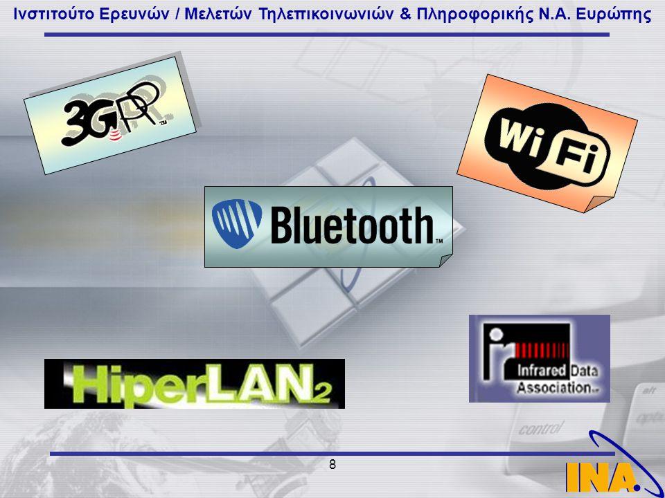 Ινστιτούτο Ερευνών / Μελετών Τηλεπικοινωνιών & Πληροφορικής Ν.Α. Ευρώπης 8