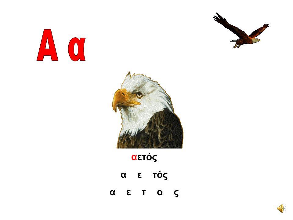 αετός α ε τ ο ς