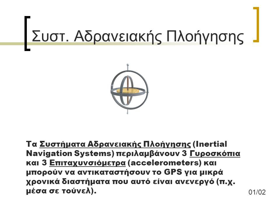 GLONASS Παρατηρήσεις: 12 δορυφόροι σε λειτουργία εξαιτίας περιορισμών στη χρηματοδότηση του (20/11/06).