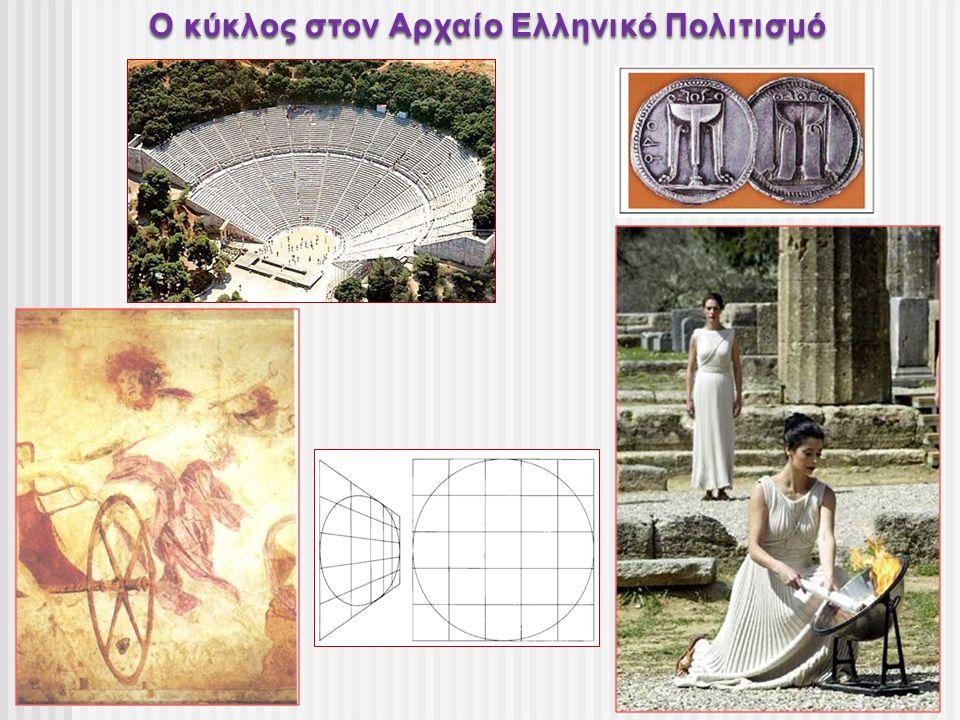Ο κύκλος στον Αρχαίο Ελληνικό Πολιτισμό