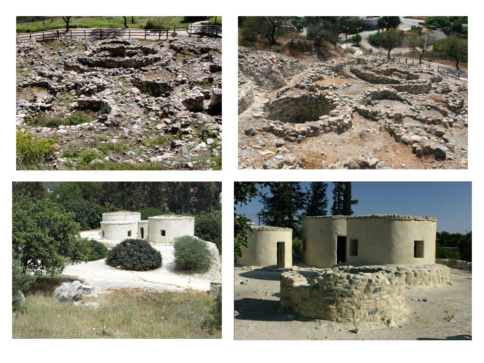 Πολιτισμοί του Αιγαίου Κρήτη (Μινωικός πολιτισμός) 1500-1400 π.Χ Κύρια χαρακτηριστικά: Λαός μεγάλης ναυτικής δύναμης Λαός εξωστρεφής – φυσιολάτρης Δεν είχαν ναούς –τελετές (λατρείες με θεότητες της φύσης) σε υπαίθριους χώρους Επιβλητικά πολυτελή ανάκτορα με βασιλικά διαμερίσματα, αίθουσες, λουτρά, εργαστήρια,αποθήκες, καταστήματα,υπαίθριες αυλές.
