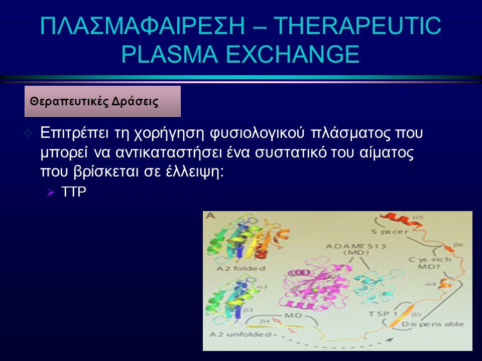 l Ταυτόχρονη χορήγηση ανοσοκαταστολής: n Κορτικοστεροειδή n Κυτταροτοξικοί παράγοντες l Χημειοθεραπευτικά Πρώιμη αντιμετώπιση Συμπληρωματική θεραπεία
