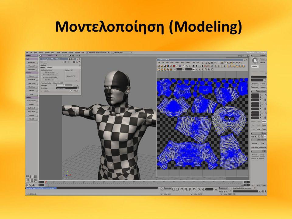 Μοντελοποίηση (Modeling)