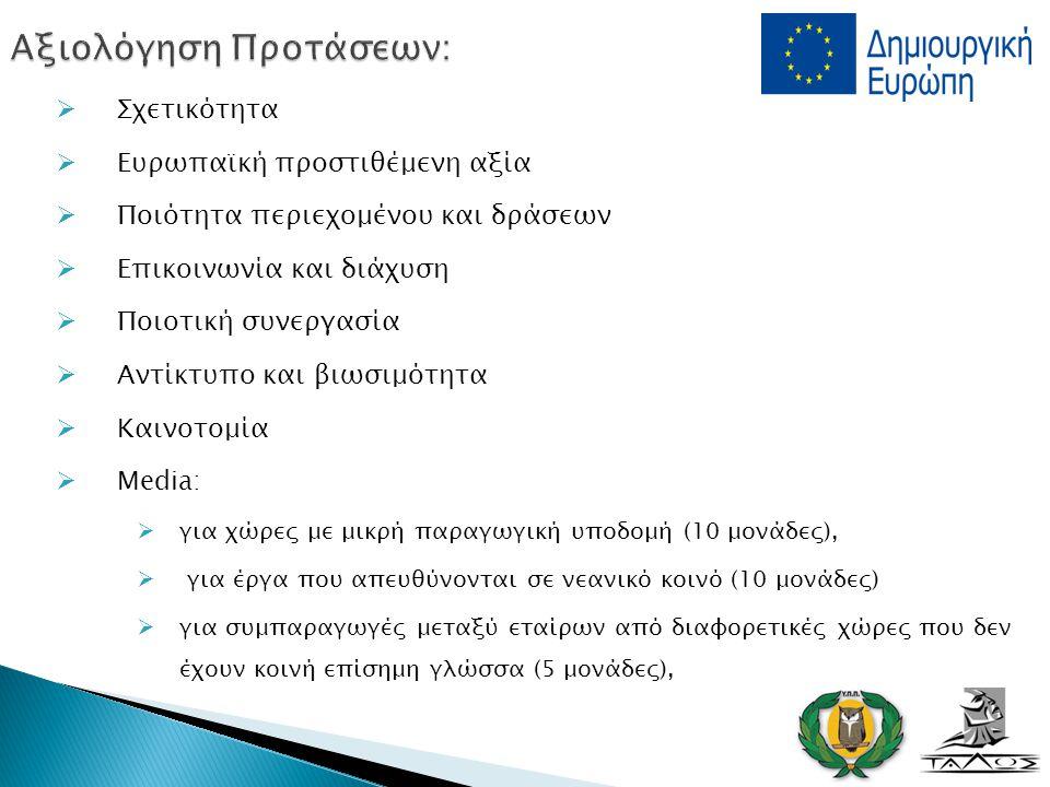 Ο ρόλος: Ενημέρωση για τους στόχους και τις επιδιώξεις των προγραμμάτων προς τους ενδιαφερόμενους Φορείς Προώθηση του προγράμματος και διευκόλυνση της πρόσβασης σε αυτό Βοήθεια στην εξεύρεση συνεργατών Βοήθεια στη συμπλήρωση των αιτήσεων και στη συλλογή των συνοδευτικών εγγράφων Που θα μας βρείτε;