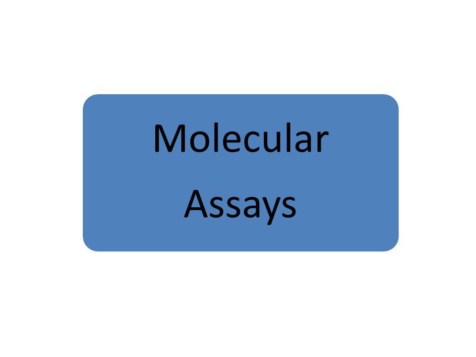 ASM Guidance Algorithm #3 Molecular Assays