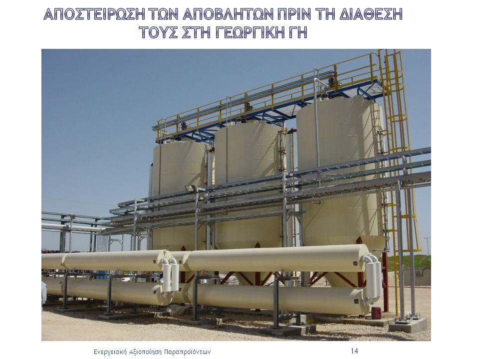 Ενεργειακή Αξιοποίηση Παραπροϊόντων 14