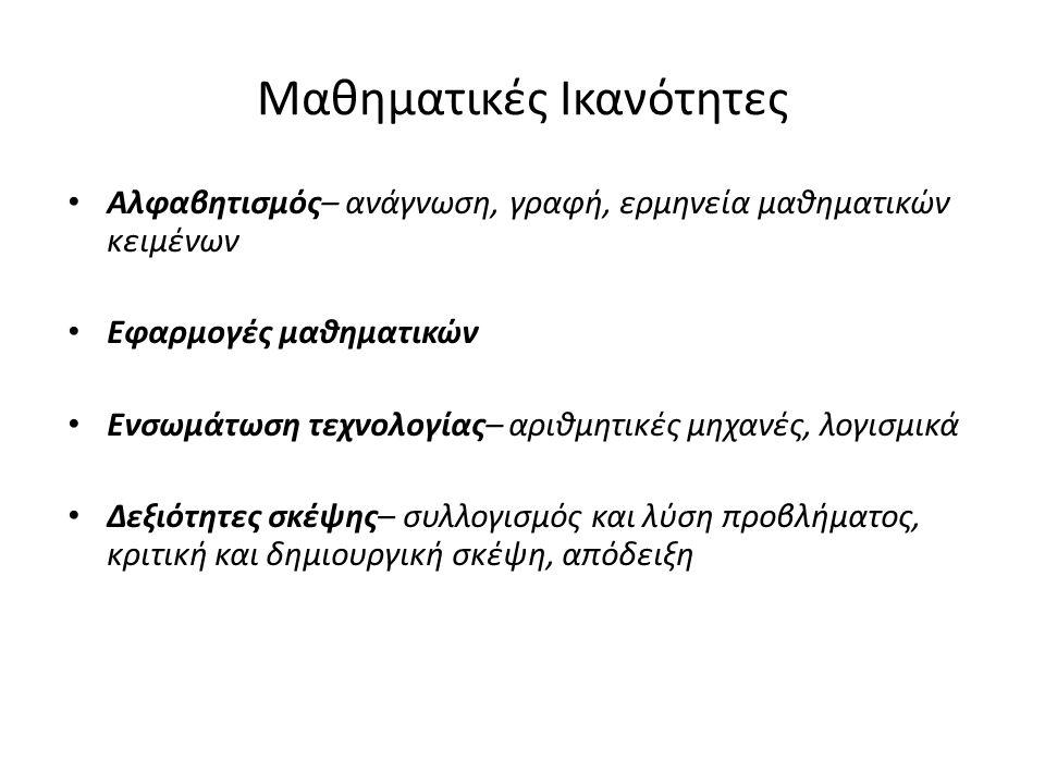 Ενδεικτικές ΔρατηριότητεςΔ.Ε.