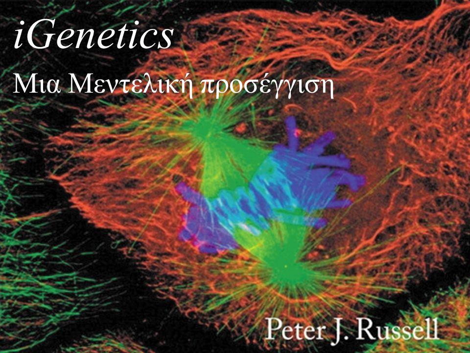 iGenetics 2 Ακαδημαϊκές Εκδόσεις 2009 Κεφάλαιο 22 Γενετική του καρκίνου Η πρωτεΐνη p53 προσδένεται στο DNA.